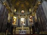 Berlin, Germany, Gold, Church