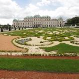 Vienna, Austria, Belvedere Palace