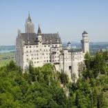 Fussen, Germany, Neuschwanstein Castle